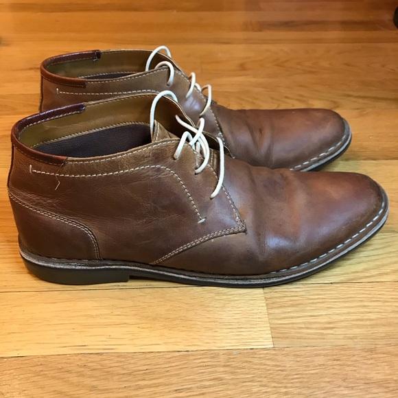Steve Madden Hestonn Chukka Boots
